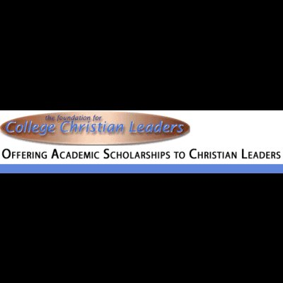 The Foundation for College Christian leaders Scholarship programs