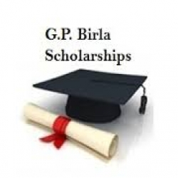G.P. Birla Educational Foundation Scholarship programs