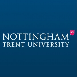 Nottingham Trent University  Scholarship programs