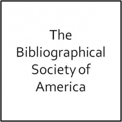 The Bibliographical Society of America Internship programs