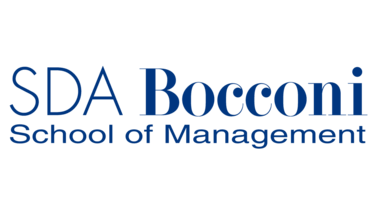 SDA Bocconi School of Management Scholarship programs