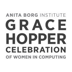 The Grace Hopper Celebration of Women in Computing (India) Scholarship programs
