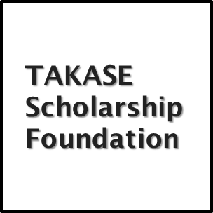 TAKASE Scholarship Foundation Scholarship programs