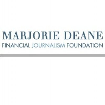 The Marjorie Deane Financial Journalism Foundation Scholarship programs
