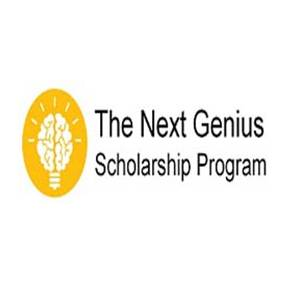 Next Genius Foundation Scholarship programs