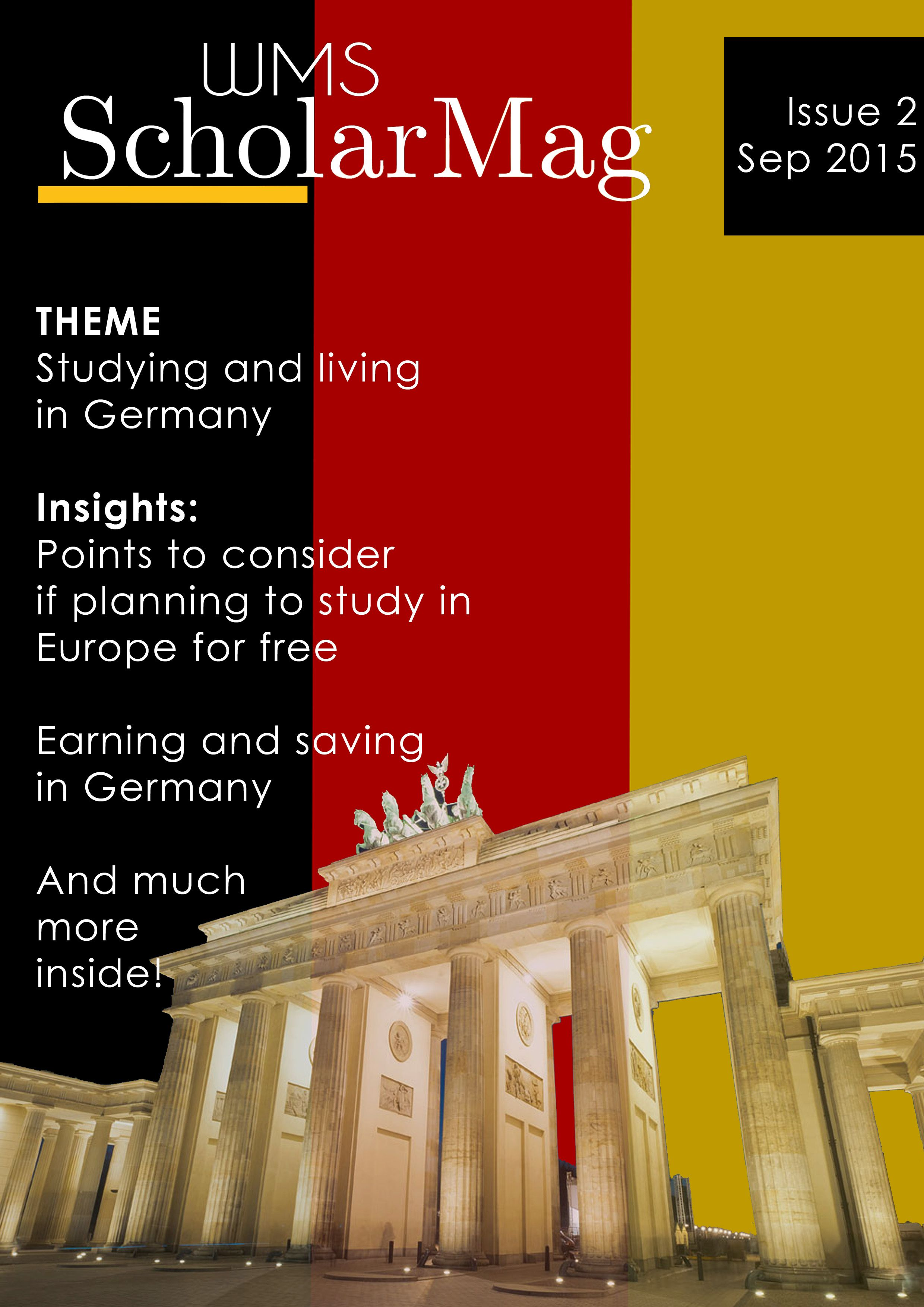 How to get free education and scholarships in germany