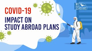 Impact of COVID-19 on your US Study Abroad plans cover pic