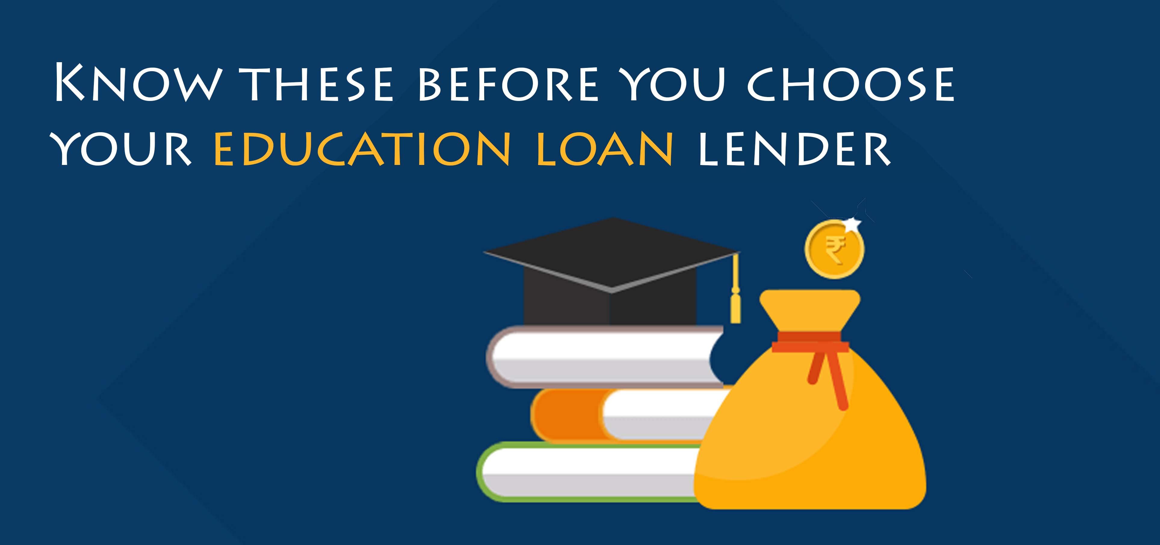 Securing a collateral/ non-collateral education loan for abroad  studies cover pic