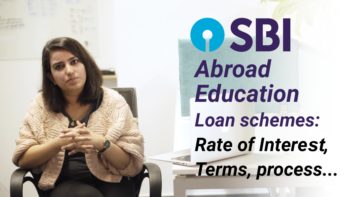 SBI education loan for abroad studies - Things to know cover pic