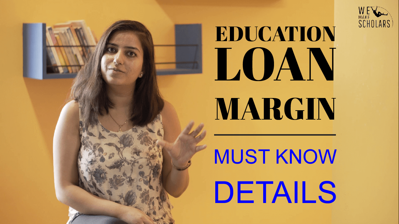 Margin Money: Loan Margin in Education loan cover pic