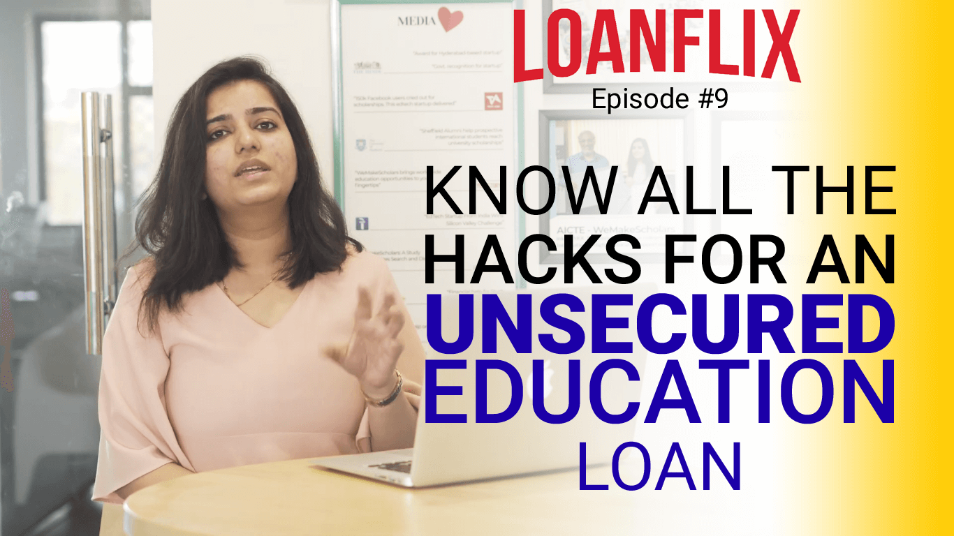 Unsecured education loan -Interest rates, full process explained