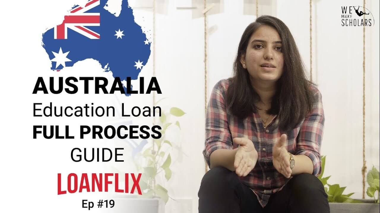 Australia Education Loan: Full Process Guide cover pic