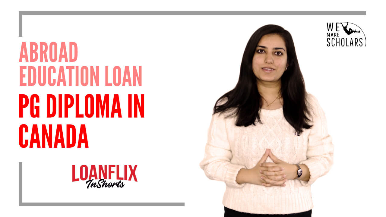 Education Loan For PG Diploma in Canada cover pic