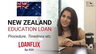 Study in NewZealand Education Loan - Process & Timeline cover pic