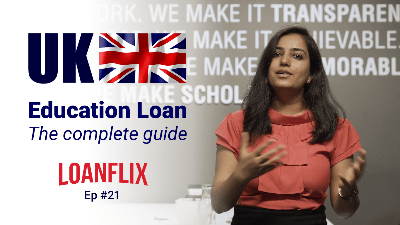 UK Education Loan Process: The Complete Guide cover pic
