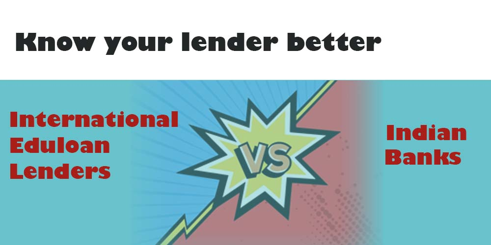 International education loan lenders vs Indian Banks - Whom to choose for study abroad? cover pic