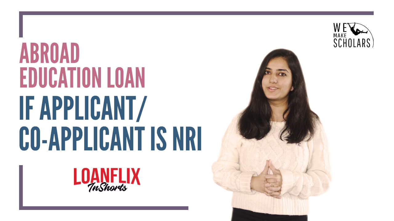 Education Loan Co applicant Requirements: Are NRIs Accepted as Co-applicants? cover pic