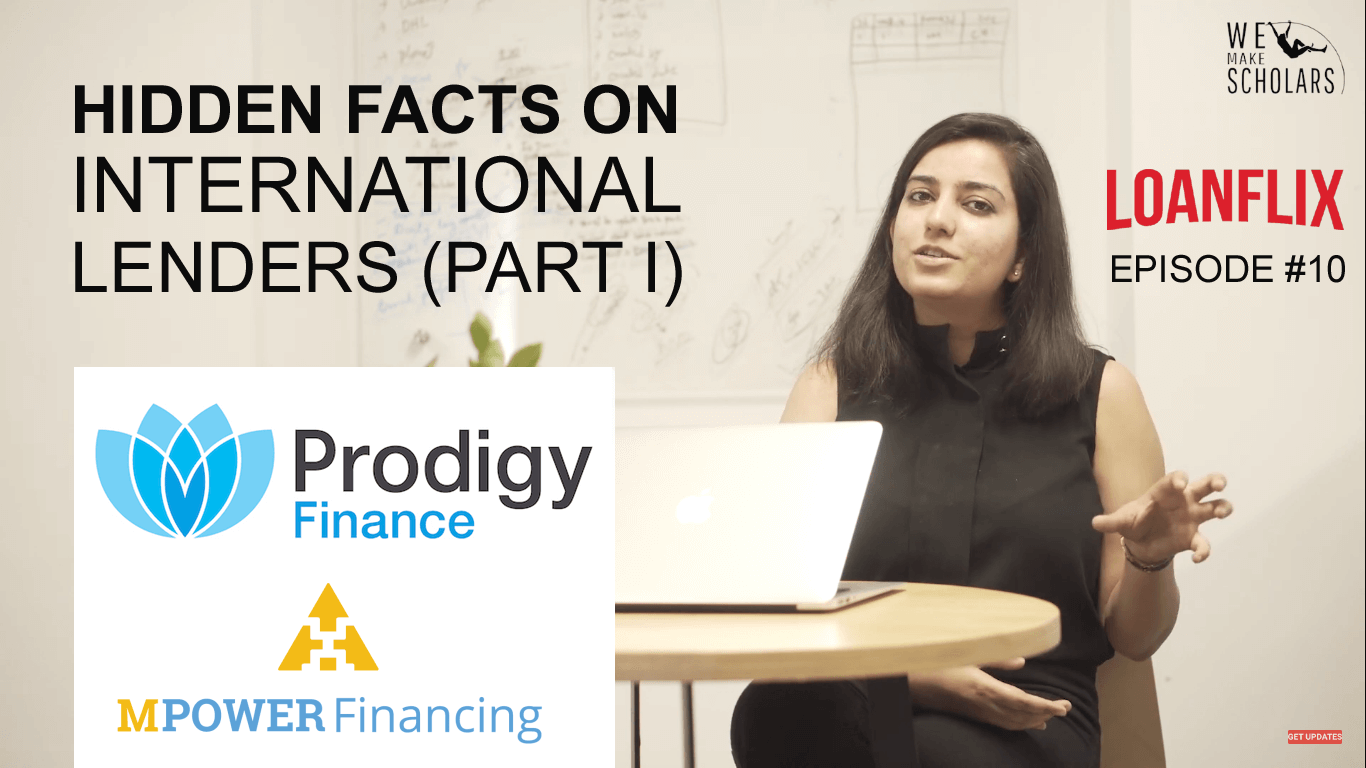 International student loan: Prodigy finance student loan & MPower finance (Part 1)