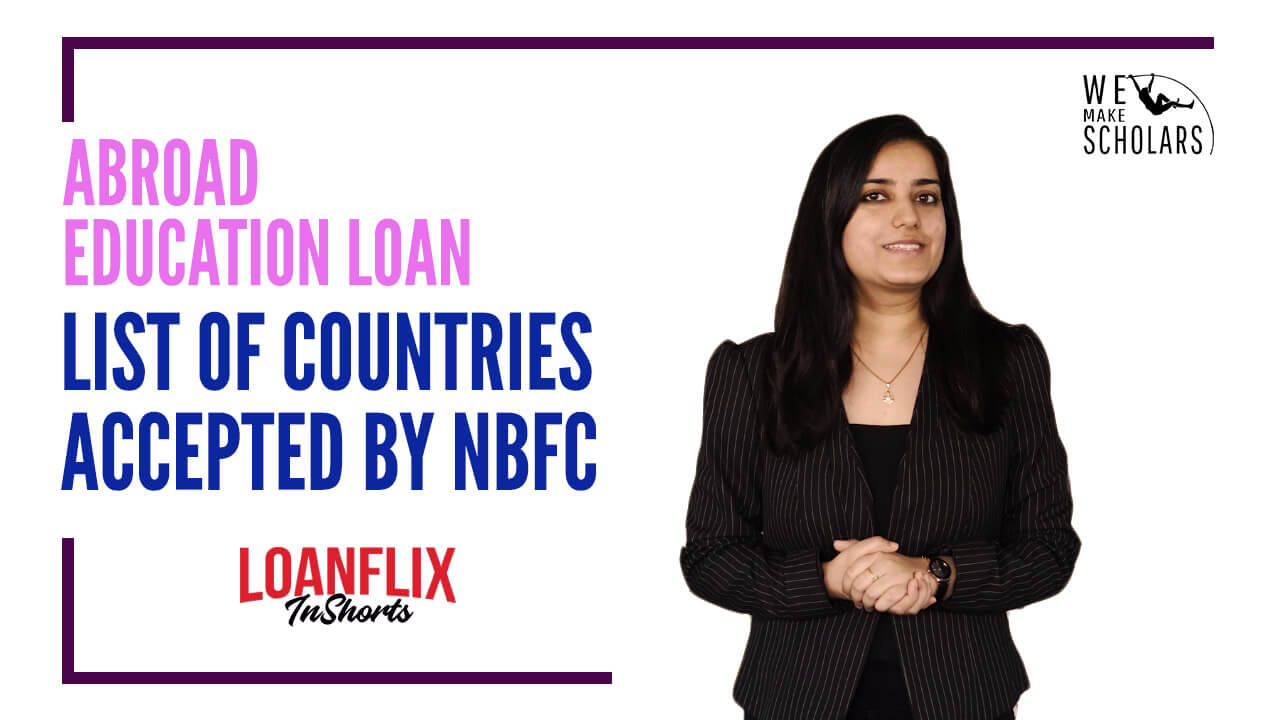 List of countries for which you can get an education loan cover pic