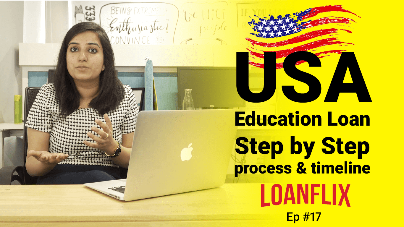 USA education loan: Detailed process & must follow steps
