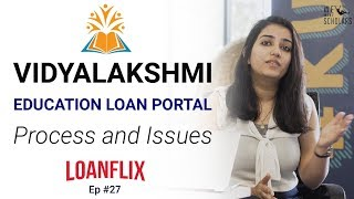 Vidyalakshmi Portal EducationLoan: Process, Schemes, Issues cover pic